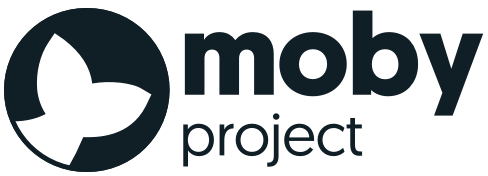 Moby Project logo