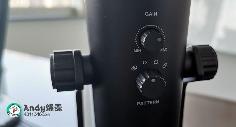 BY-PM700 电容麦克风