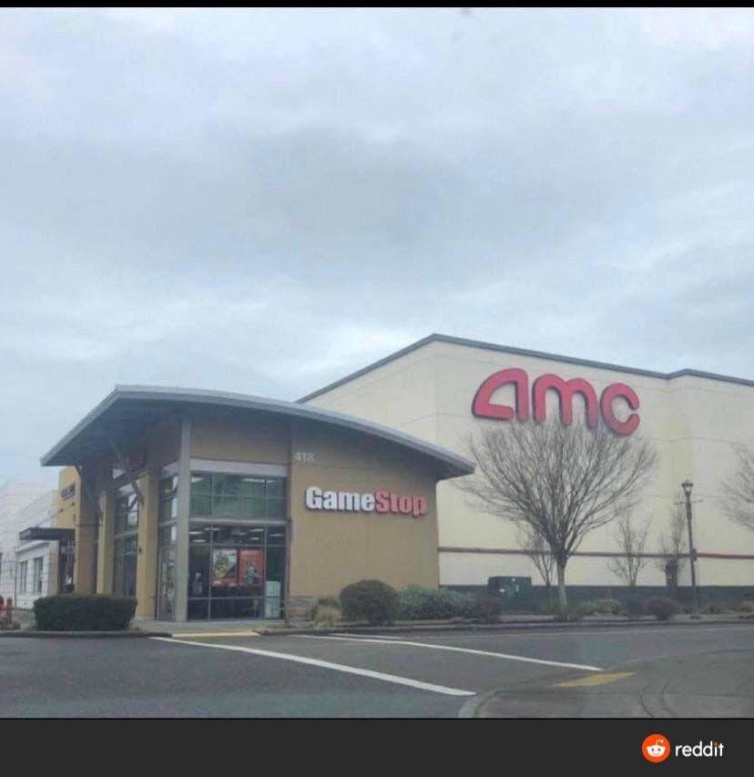 GameStop+AMC