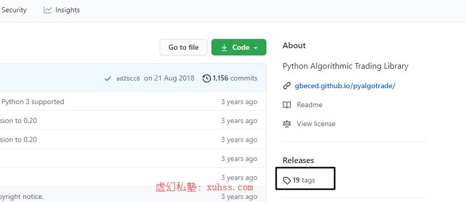 20210629200644 - Python量化交易实战-34开源项目pyalgotrade概览