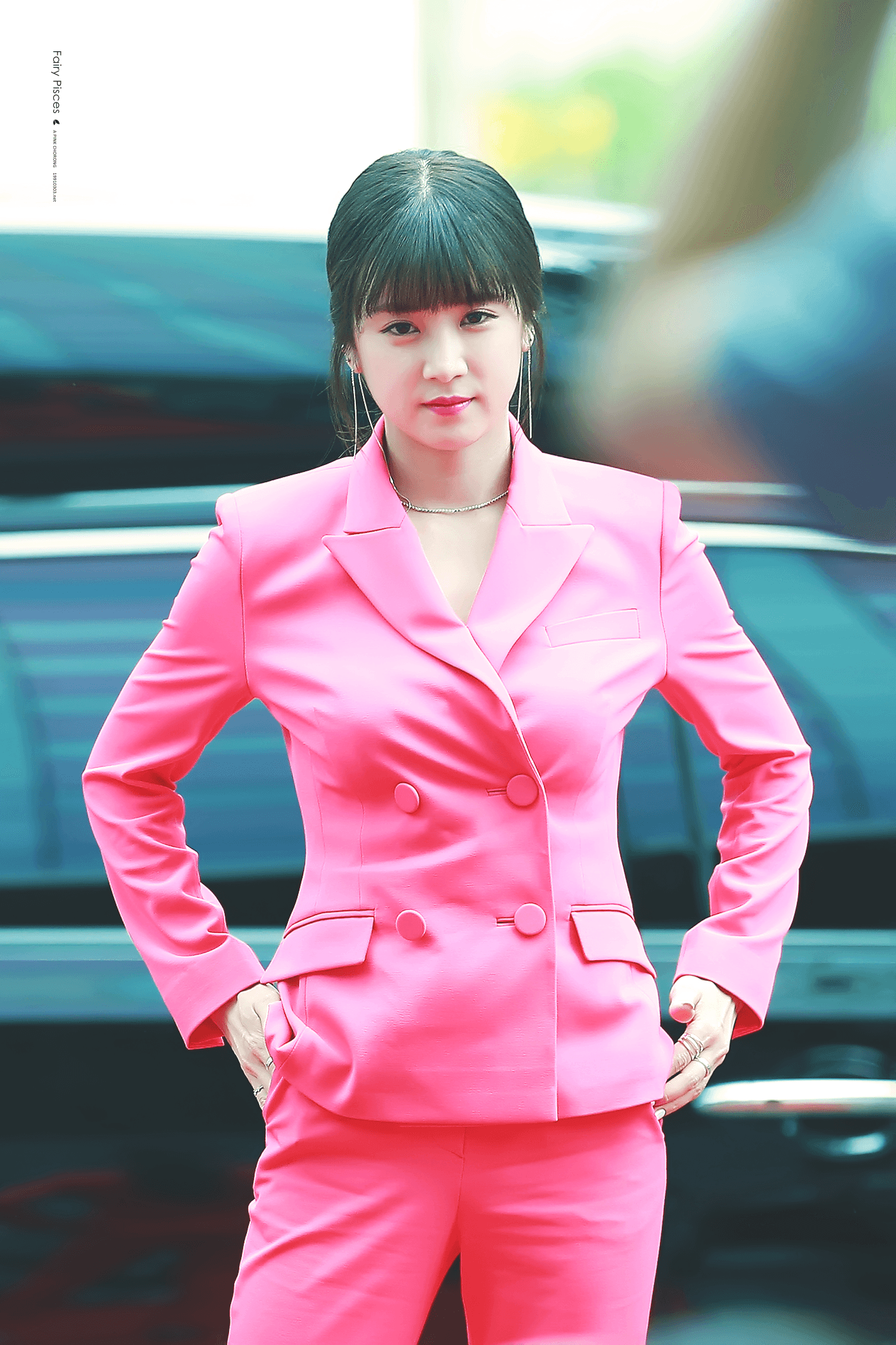 韩国女星A Pink Chorong 朴初珑高清壁纸