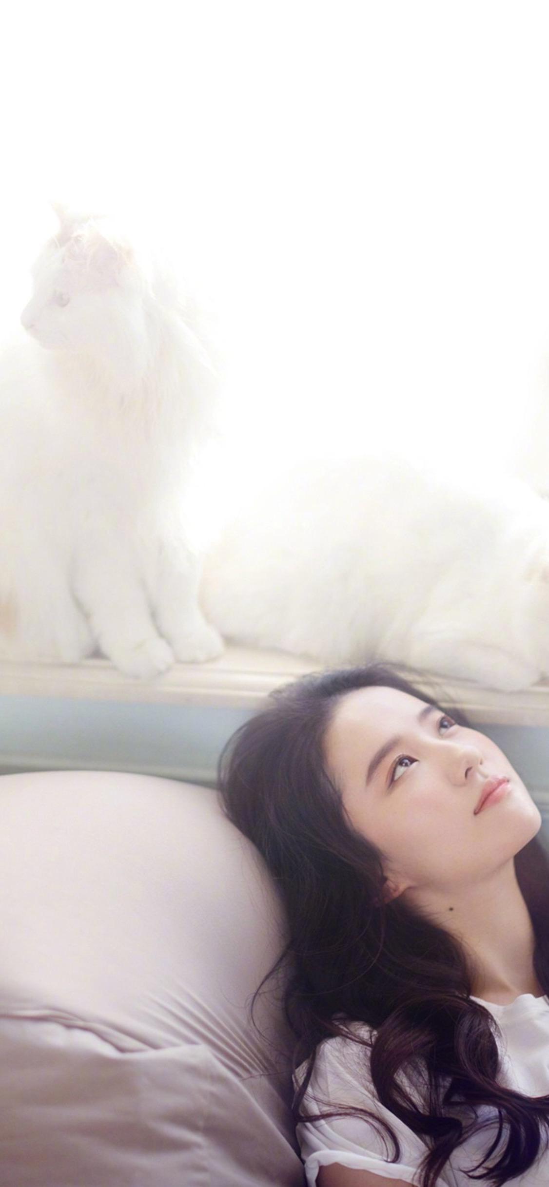 演员刘亦菲高清手机壁纸