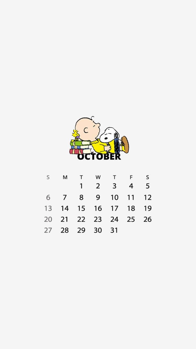 2019年10月(October)高清iPhone壁纸,壁纸尺寸:750*1334