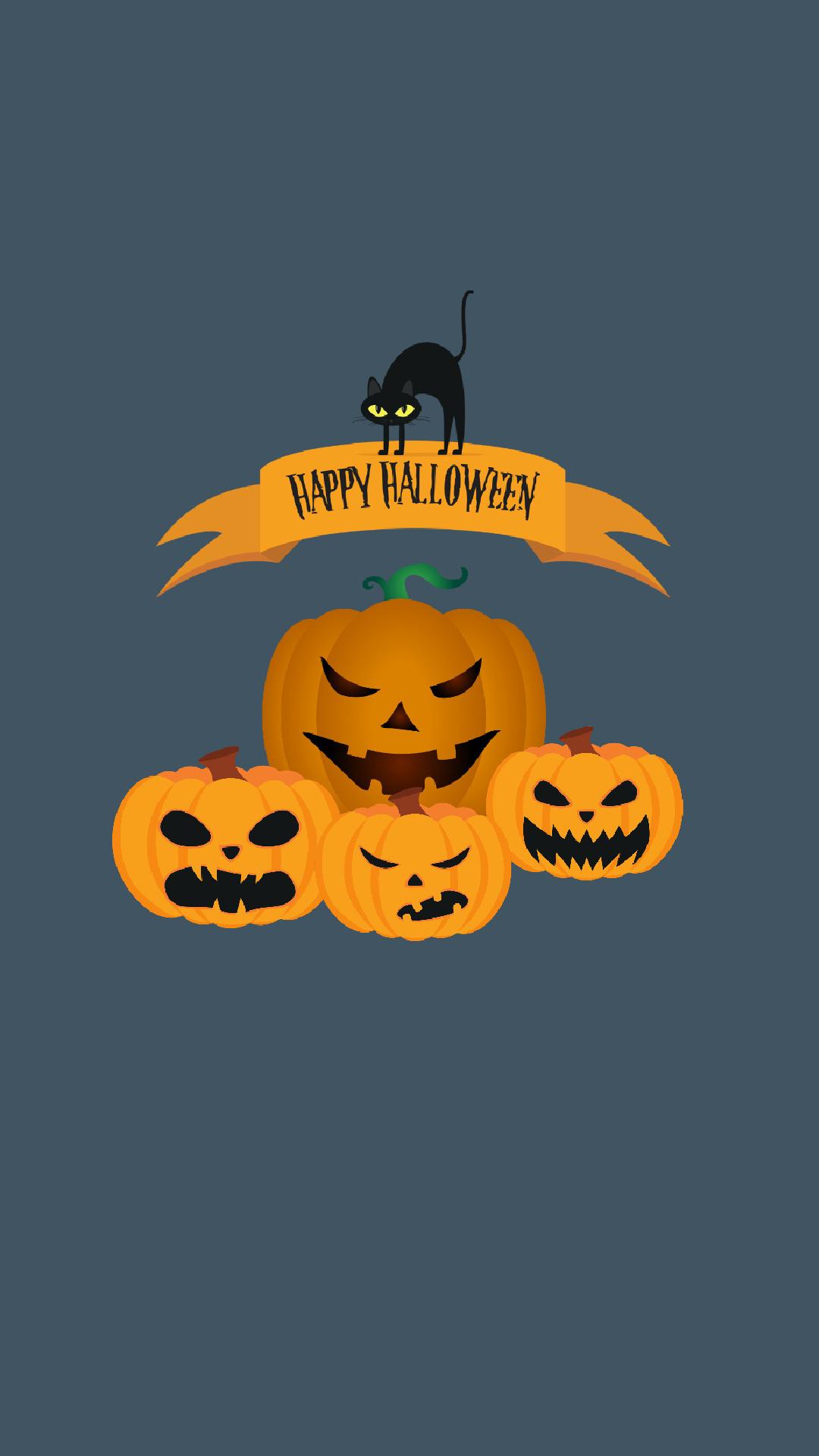万圣节Halloween高清4K壁纸,壁纸尺寸1080*1920
