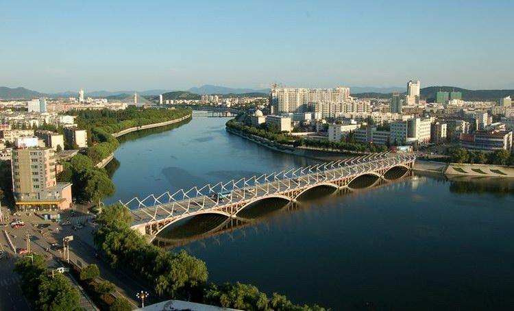 河南信阳市关桥