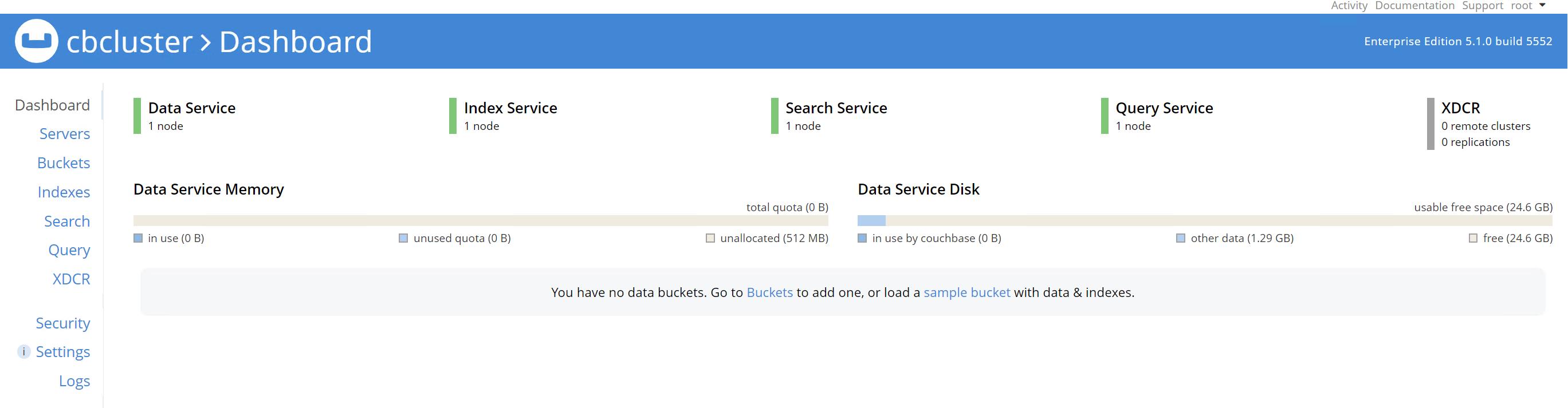 【DB宝46】NoSQL数据库之CouchBase简介、集群搭建、XDCR同步及备份恢复