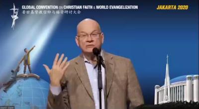 普世基督教信仰与福音研讨大会| 提姆·凯乐分享:为什么神要用耶稣的血来平息祂的愤怒?