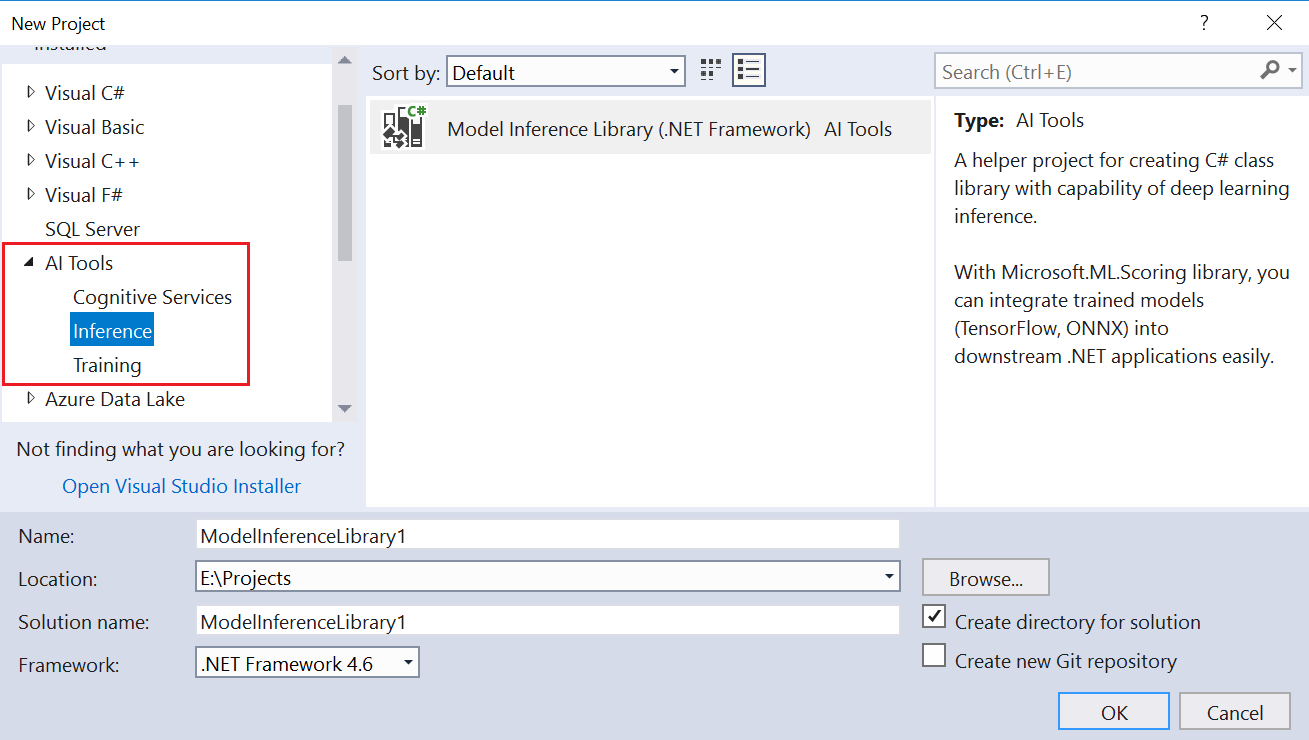 docs/model-inference md · 码云极速下载/Visual-Studio-Tools-for-AI