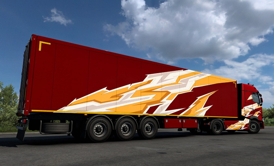 『单机游戏』-欧洲卡车模拟2免安装版