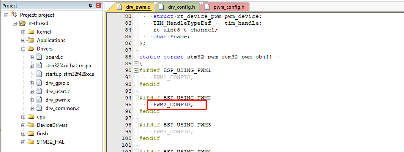 Stm32f4 Pwm Hal Example