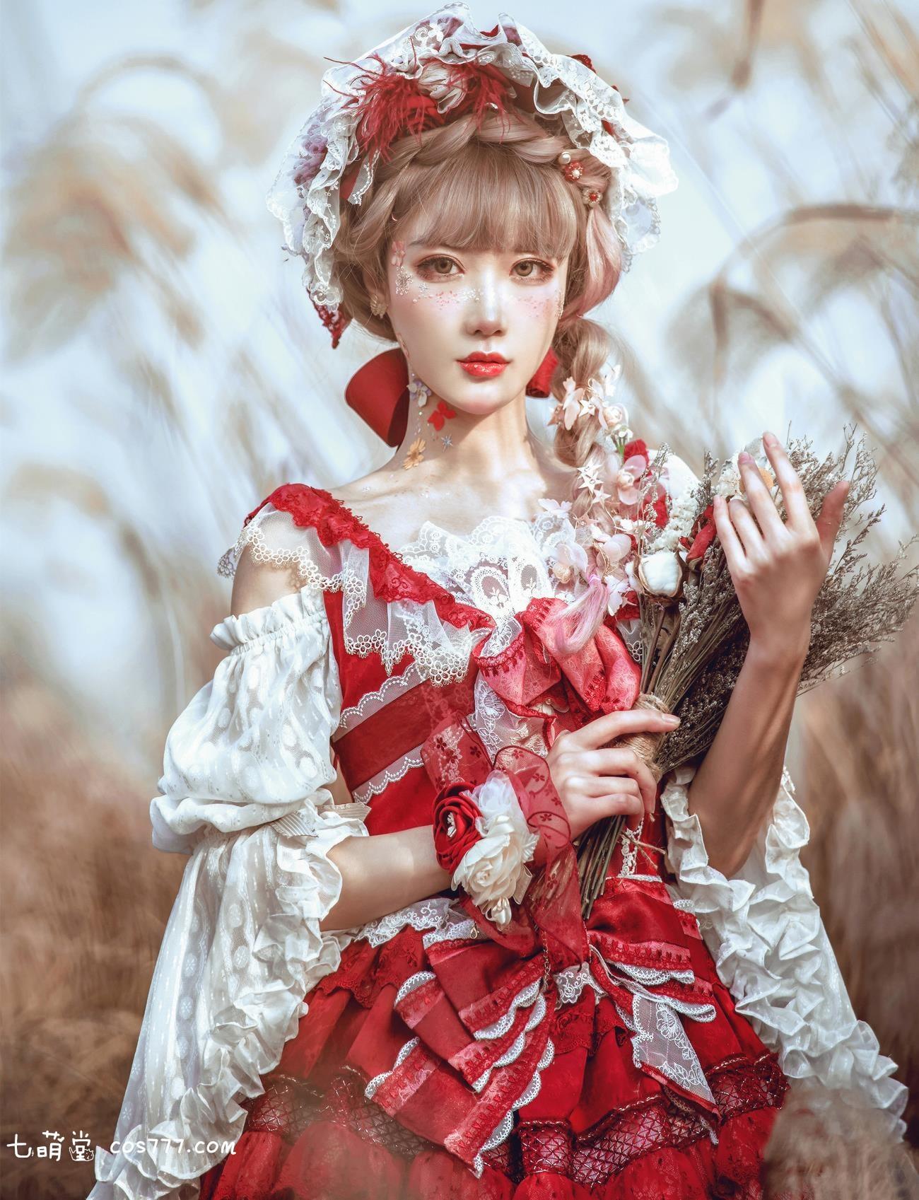 微博动漫博主阿包也是兔娘cosplay写真资源合集 COS合集