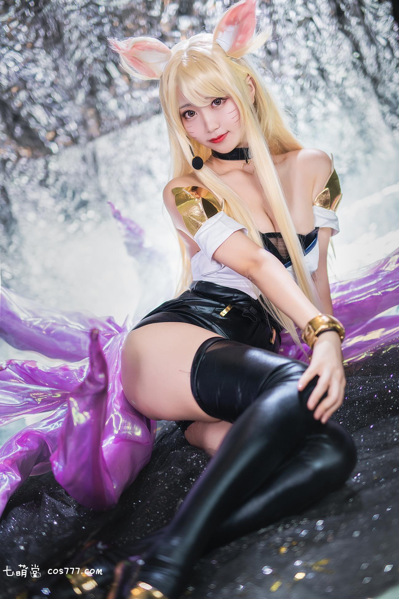 微博知名博主黑川小姐姐最全cosplay写真作品合集 COS合集