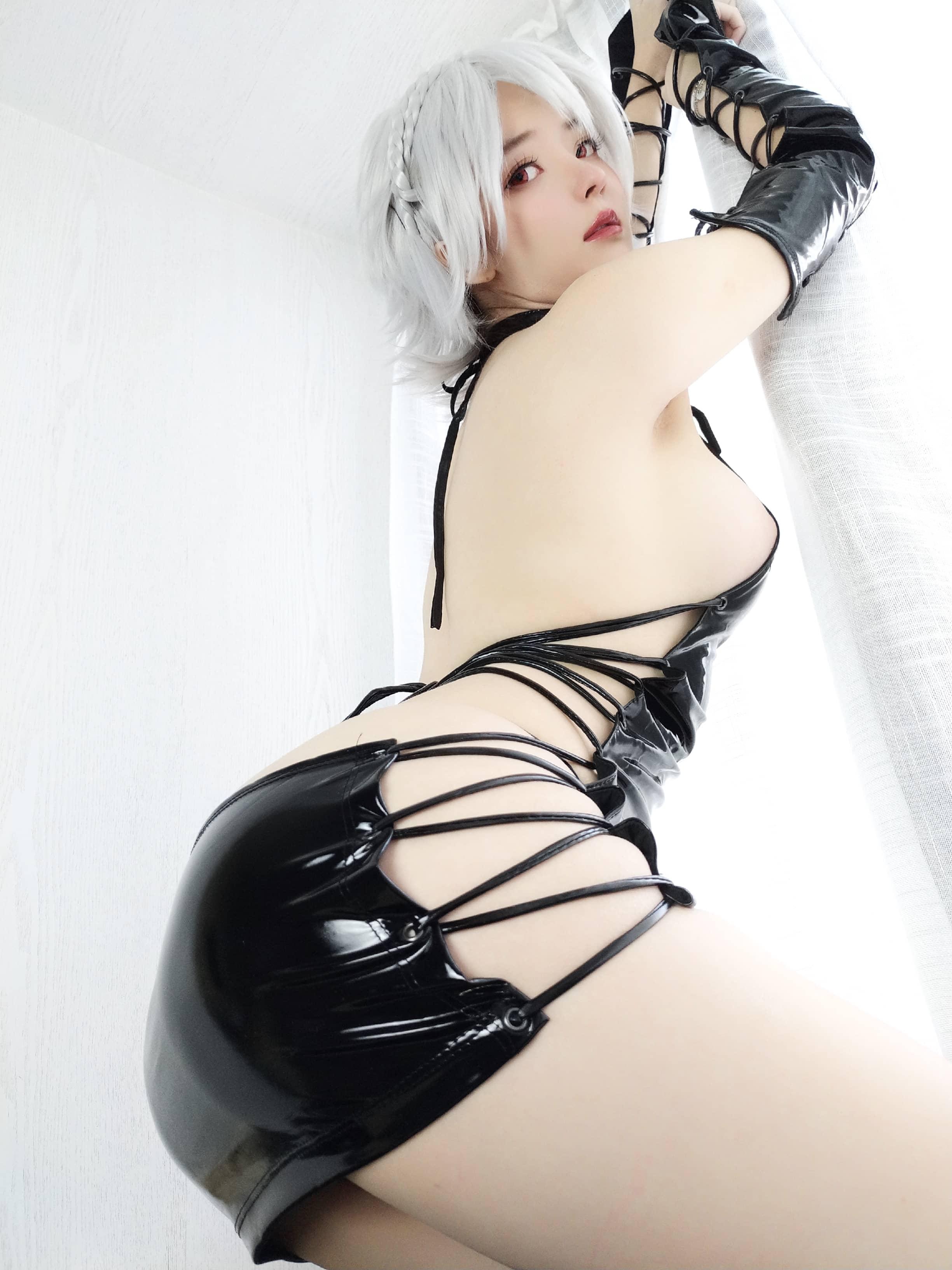 【一小央泽】微博红人cosplay鬼武作品 次元美图