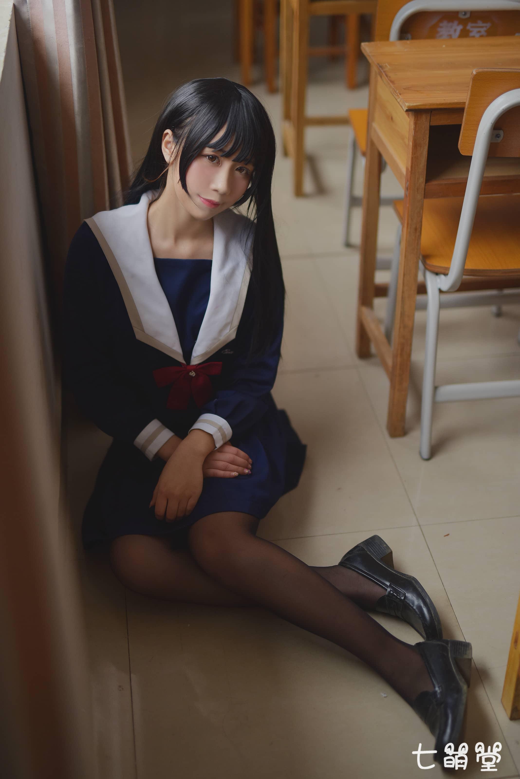 素颜也美!九曲jean最全cosplay图片写真合集36套 COS合集
