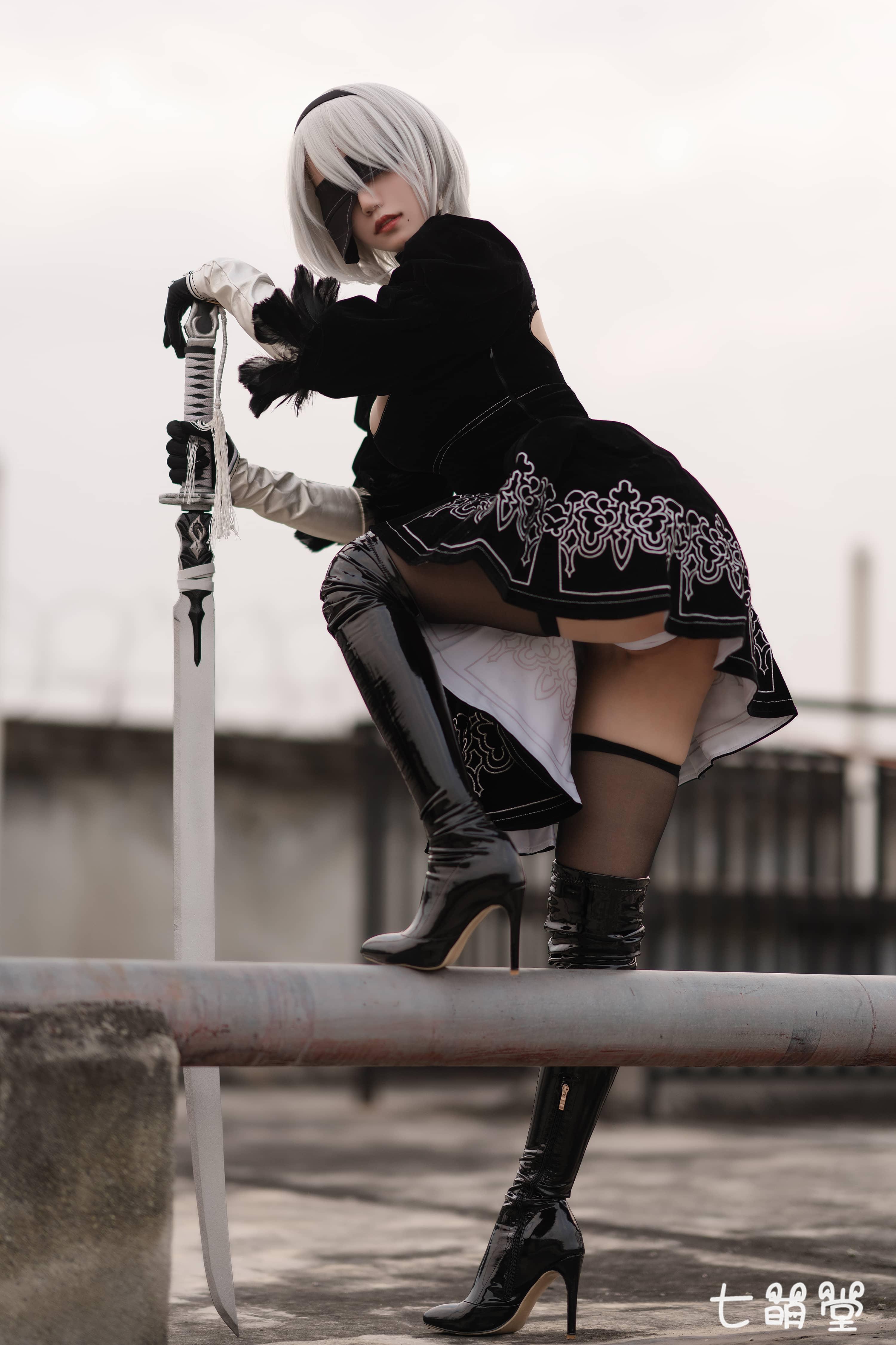 被萌翻!小仓千代w最全cosplay写真图片合集11套 COS合集