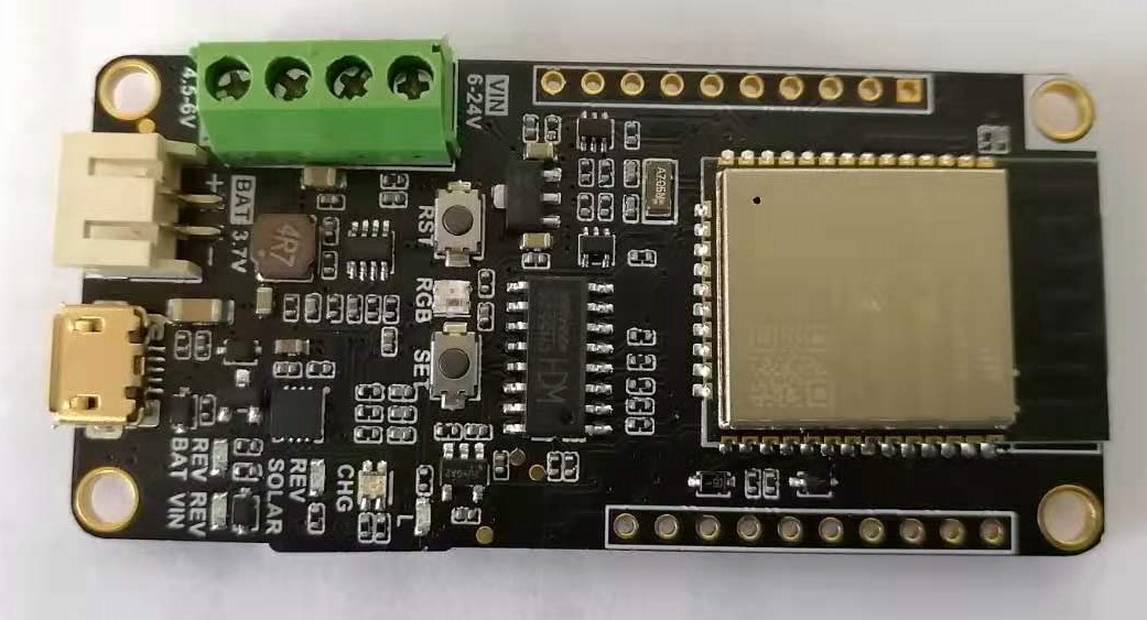 TinkerNode NBIOT 物联网开发板 开箱评测