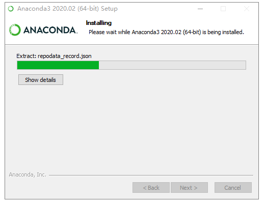 Anaconda安装使用 akshare库试用