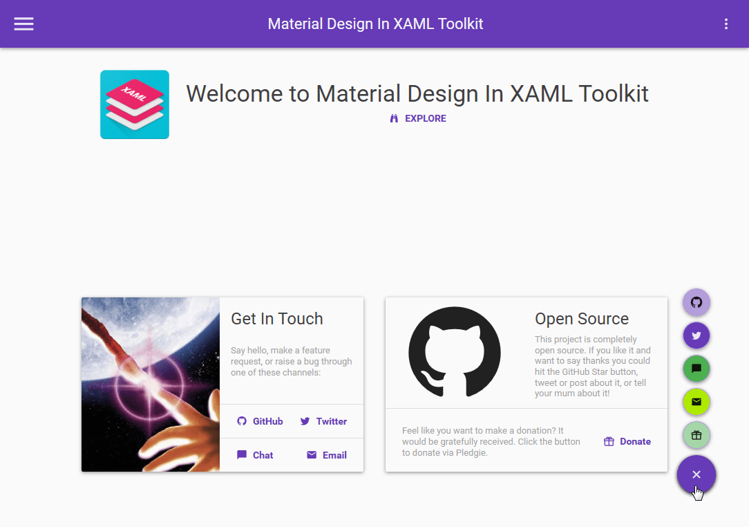 MaterialDesignInXamlToolkit